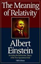 The Meaning of Relativity-ExLibrary
