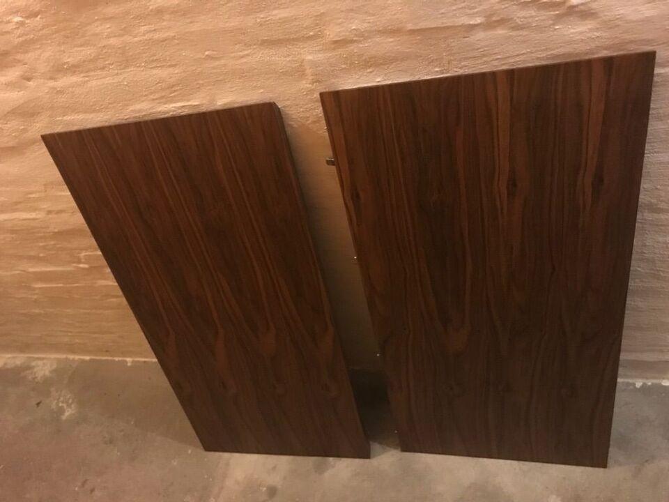 Spisebord, Valnøddetræ, b: 100 l: 170