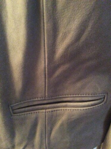 Joie Style Open L Size Cement Jacket Short M 788 00 Leather Nwt taupe fxnrf