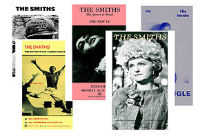 THE-SMITHS-SET-OF-5-A4-POSTER-PRINTS-2