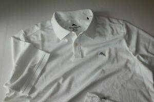 Tommy-Bahama-Coastal-Beach-Polo-Shirt-White-New-Extra-Large-XL