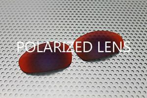 40df95c1e4 LINEGEAR Custom Lens for Oakley Juliet - Red Mirror Polarized  JU-RM ...