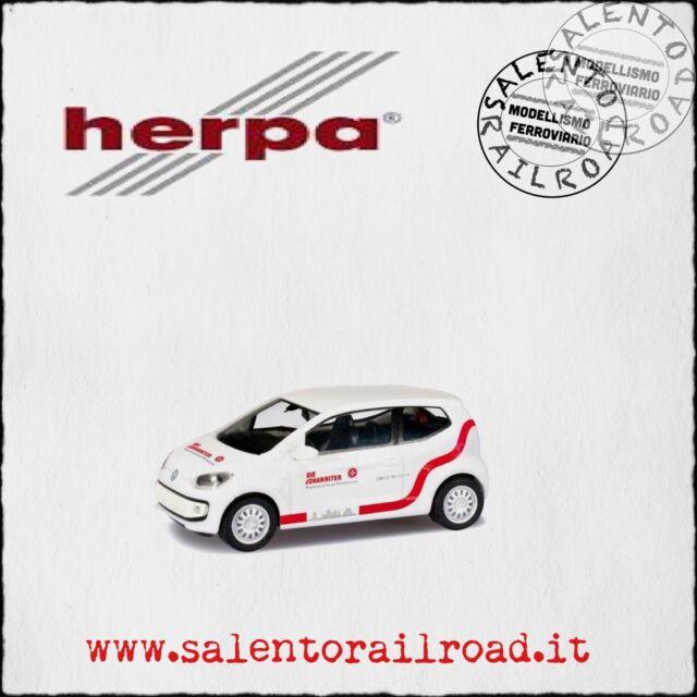 HERPA 090438 Car VW Up 'Die Johannter' - 1/87