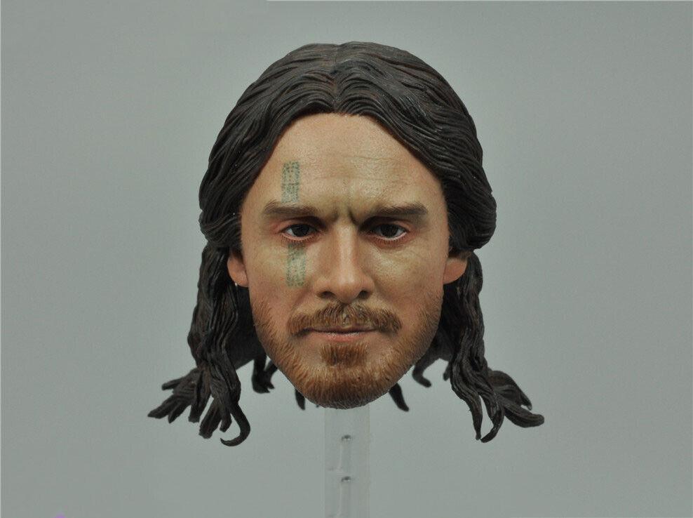 DAMTOYS DMS006 Assassin's Creed 1 6 Escala Escultura de cabeza Aguilar para 12  figura