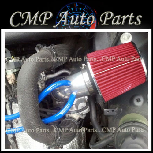 BLUE RED Fit 10-12 HYUNDAI GENESIS COUPE 2-DR 2.0L TURBOCHARGED AIR INTAKE KIT