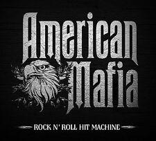 """AMERICAN MAFIA: """"Rock N' Roll Hit Machine"""" CD (Awesome New Classic Rock Band)"""