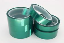 "50mmx66M 6Rolls//Pack High Temp Polyester Masking Tape Powder Coating 2/"" X72yds"