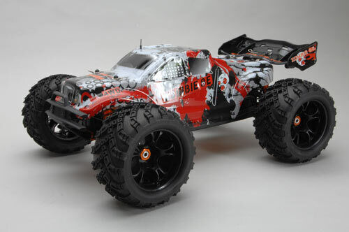 DHK Zombie 4WD EP Brushless Truggy RTR (18% Cheaper to NON EU Countries)