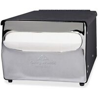 Georgia Pacific Napkin Dispenser 7-7/8x11-1/2x5-7/8 Black Chrome 51202 on sale
