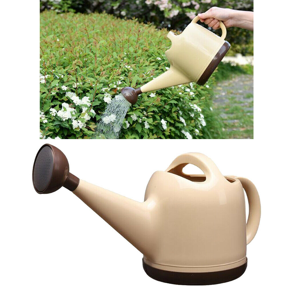 Watering Can Plants Long Spout Garden Tools Indoor Outdoor Easy Pouring