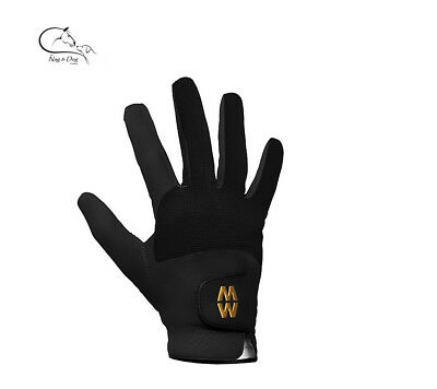 Competition Gloves All Colours Sizes MacWet Climatec Short Cuff Riding