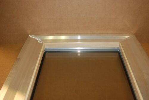 SIG Skylights 20.5 x 20.5 Deck Mounted Self-Flashed Glass Home Roof Skylight