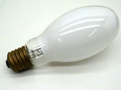 BOX OF 6 Sylvania 250W Mercury Vapor Light Bulbs H37KC-250//DX