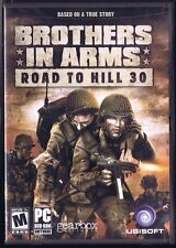Brothers in Arms: Road to Hill 30 (PC GAME) includes all manuals and map