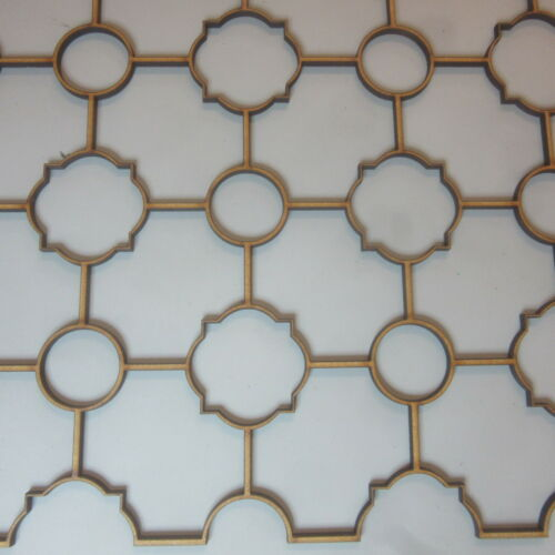 Casa De Muñecas Escala 12th panel de techo recargado 37cm X 32cm Dhd CP055