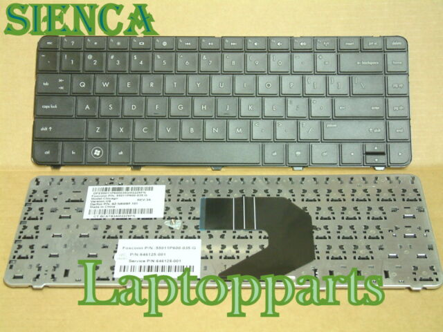 New 646125-D61 for HP G4-1000 Keyboard US Layout Black