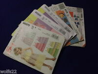 C Mccall's All Patterns Are Size 4-6 (4-5-6) U-pick 17+ Listed 9369 Nip