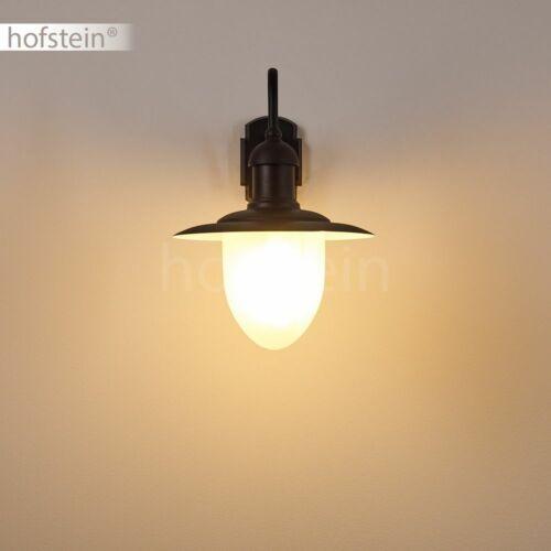 NERA vialetto TERRAZZE BALCONE CASA PORTA retro illuminazione muro esterno LAMPADE