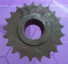 3374 -  NORTON TWIN 1/2'' X 5/16'' ENGINE SPROCKET 21T 21 TOOTH BUT NO KEY SLOT