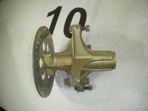 Used-1983-Honda-ATC250R-ATC-250-R-ATV-ATC-GOLD-discFront-Rim-Wheel-Hub-WHUB-10