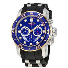Invicta Pro Diver Chronograph Blue Dial Mens Watch 22971