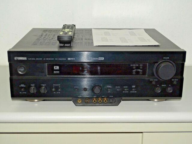 Yamaha RX-V620RDS High-End 5.1 AV-Receiver, inkl. FB, 2J. Garantie