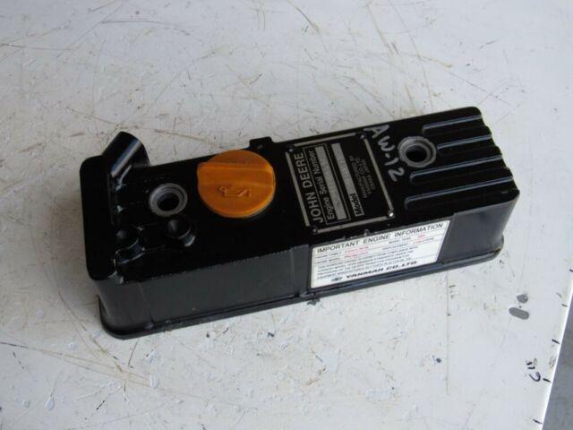 John Deere Am880151 Valve Cover Yanmar 3tne68c Diesel