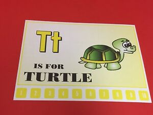 Letter-T-Turtle-Number-Sequencing-Puzzle-numbers-1-10-Laminated