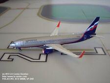 Phoenix Model Aeroflot Russian Airlines Boeing 737-800W Diecast Model 1:400