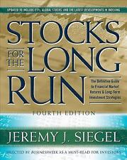Stocks for the Long Run, 4th Edition-ExLibrary