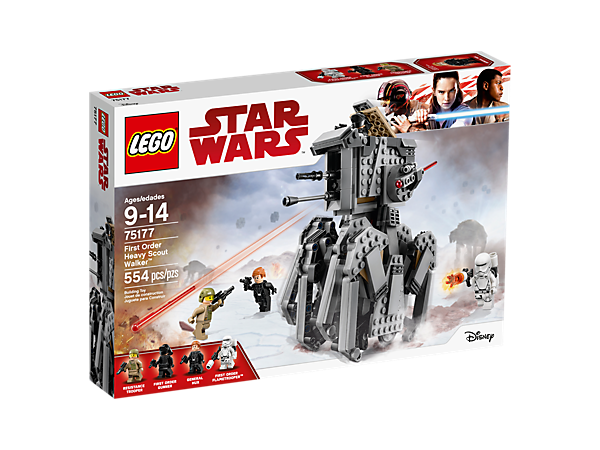 LEGO 75177 Star Wars™ First Order Heavy Scout Walker