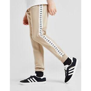 Details about New Boys Adidas Originals Tracksuit Bottoms Kids Track Pants Joggers Junior 7-8
