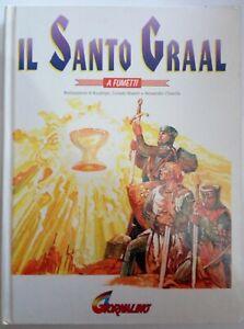 IL-SANTO-GRAAL-CLASSICI-A-FUMETTI-IL-GIORNALINO