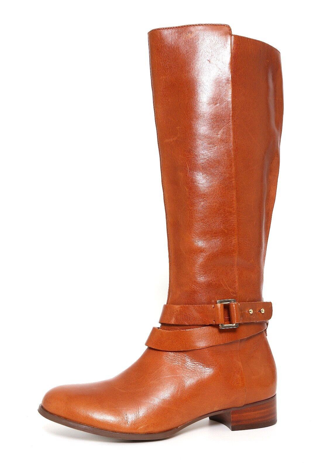 Louise Et Cie Vivah Pelle Boot Brown Donna Sz 37 EUR 1489*