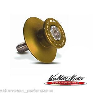 Bobbins KAWASAKI Z750 // R // ABS,03-13 ValterMoto Montageständeraufnahmen gold