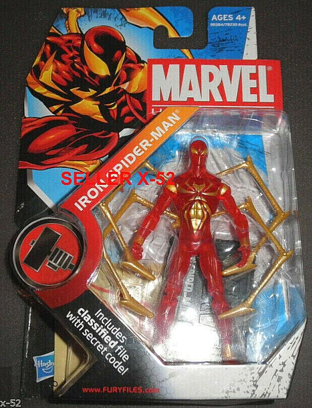 Araña de hierro mutante imagen hombre maravilla juguete universo vengador