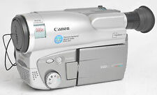 CANON V40 Hi8 VIDEO CAMERA / CAMCORDER