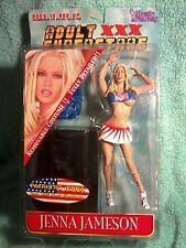 Adult Superstars figure | Patriotic JENNA JAMESON | Plastic Fantasy