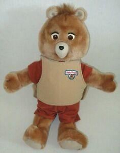 Teddy Ruxpin Bear 2006 BackPack Toys Tested Working Treasure Series II Cartridge