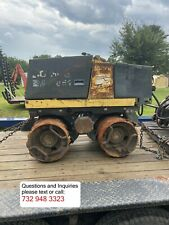 2005 Bomag Bmp851 Trench Roller