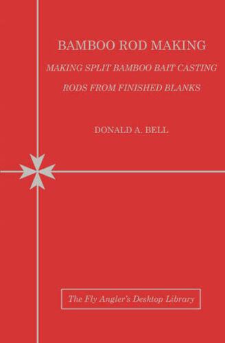 Making Split Bambou Bait Casting Rods de fini Blanks Bamboo Rod Making