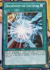 YU-GI-OH! Drago Odem della distruzione SDKS-de022
