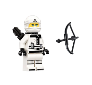 LEGO-NINJAGO-Zane-Separado-de-70618-destiny-039-s-Recompensa