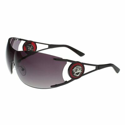 New Ed Hardy Sunglasses 912 Gunmetal