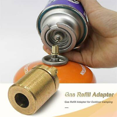 Propane Tank Refill Adapter Gas Cylinder Coupler Heater For Camping Cooking BBQ