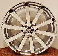 Factory Style Cadillac Xts Chrome 20 Wheels