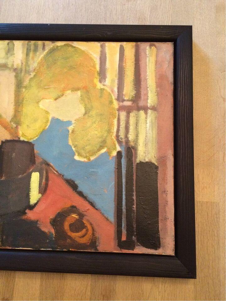 Oliemaleri, Børge Thomsen, motiv: Portrætter/Figurer