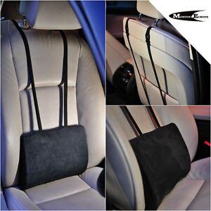 Espalda baja soporte lumbar coj n para coche seat silla de for Soporte lumbar silla oficina