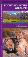 Rocky Mountain Wildlife - Camping Survival Outdoor Guide Book Bug Out Bag Kit