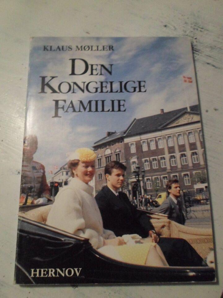 Den kongelige familie, Klaus Møller